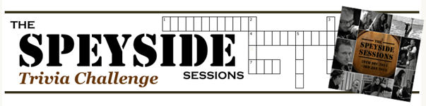 Speyside Sessions Trivia Challenge LOGO